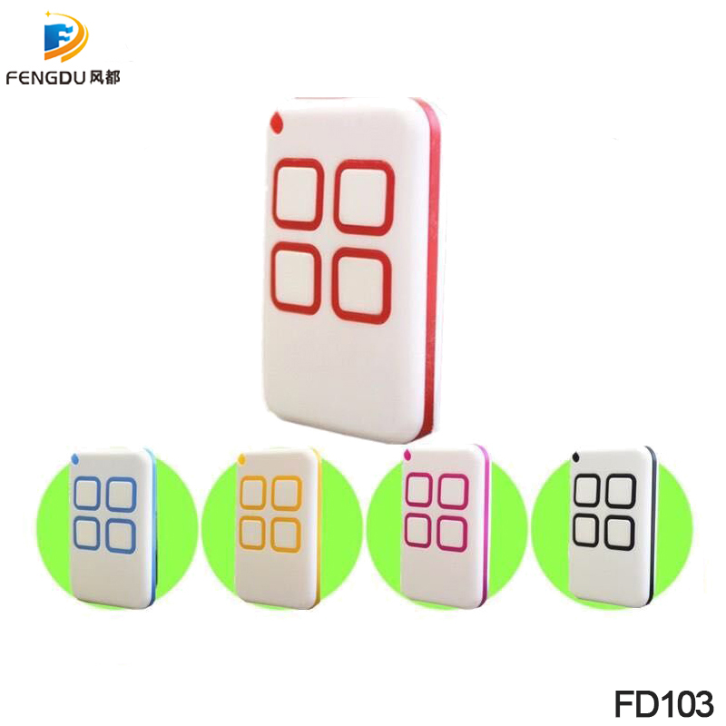 433MHz 868MHz Universal Rolling Code Remote Control Duplicator Garage Door Remote Control Duplicator