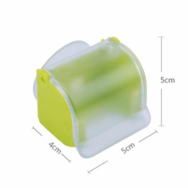 Z tworzywa sztucznego maszynka do golenia pojemnik na pudełko przyssawka golarka męska półka do przechowywania odporny na kurz do golenia do montażu na ścianie łazienka zestaw maszynka do golenia czapka golarka stojak na