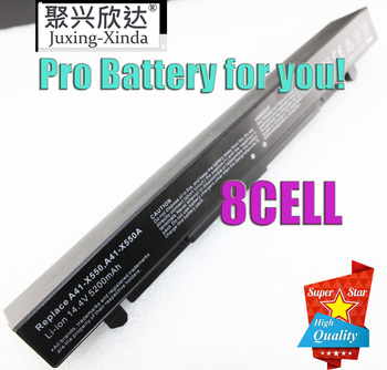 8cell Laptop Battery For Asus A41-X550 A41-X550A A450 A550 F450 F550 F552 K550 P450 P550 R409 R510 X450 X550 X550C X550A X550CA