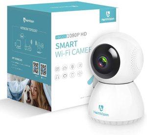 Heimvision HM205 1080P Full HD ip-камера домашнего Камеры Скрытого видеонаблюдения для защиты детей и домашних животных монитор 2,4G Беспроводной облако Ус...