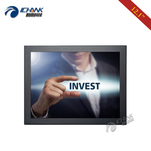 ZB120TC-V591/12 inch 800x600 4:3 HDMI VGA Anti-Interference Metal Shel Wall-Mounted Industrial Touch Monitor LCD screen display industrial display lcd screen9 4 inch l m g5371xufc f lcd screen