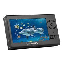 Caméra de pêche sous marine 15M 1000TVL étanche vidéo poisson Finder caméra sous marine lampe blanche pêche sur glace