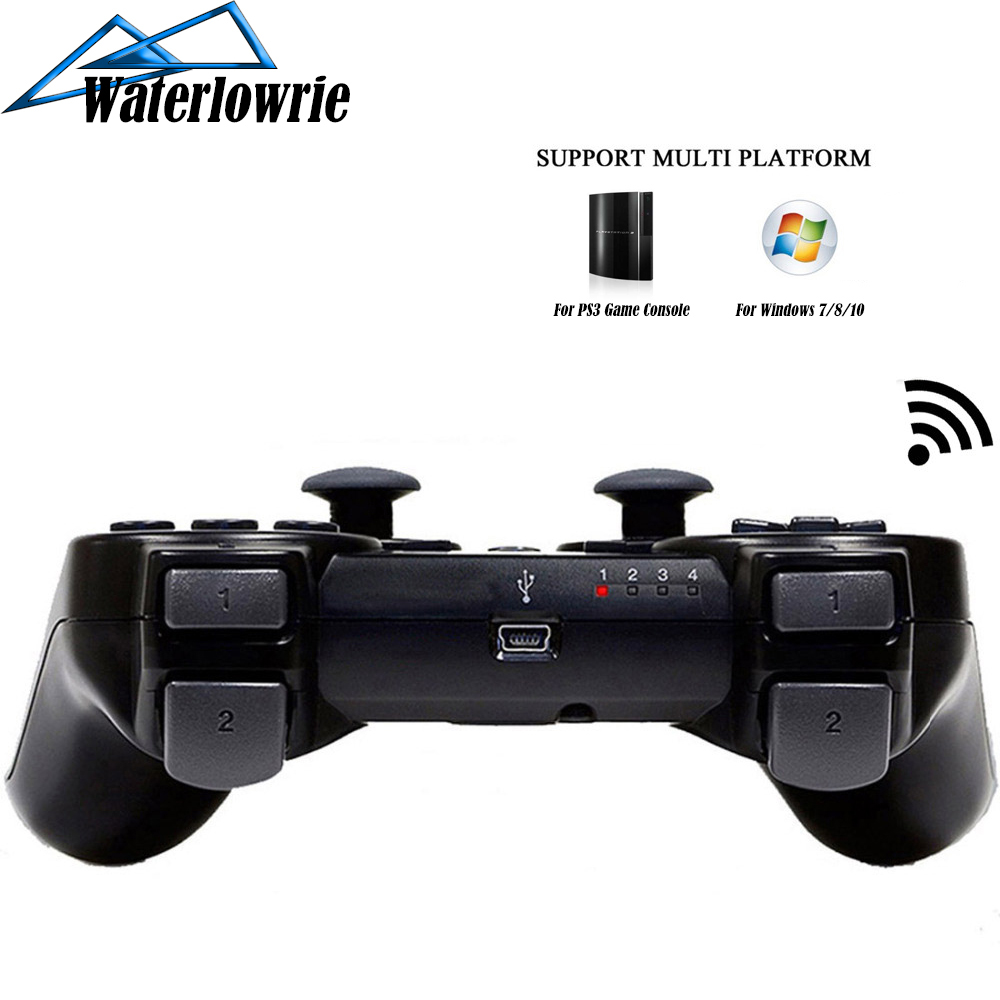 Controller For PS3 / PC Wireless Bluetooth Gamepad For SONY PS3 Pro Playstation 3 Dualshock <font><b>laptop</b></font> compute Game Console <font><b>Joystick</b></font> image