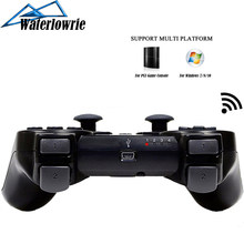 Controller For PS3 / PC Wireless Bluetooth Gamepad For SONY PS3 Pro Playstation 3 Dualshock laptop compute Game Console Joystick(China)