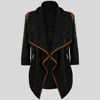Womens Knitted Casual Long Sleeve Tops Cardigan Jacket Outwear Plus Size Coat Oversize Long Casual E
