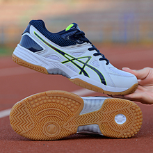 Hot Volleyball Shoes Men Spring Students Comfortable Non-slip Training Shoes Competition Shoes Outdoor Sneakers Men Size 36-46