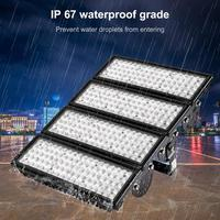 400W LED Garage Module Light Shop Projector Super Bright Lamp Outdoor Lighting For Gardens Square Billboards USA Warehouse