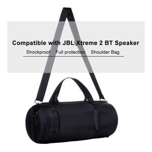 Image 1 - New Protective EVA Carry Travel Case Shoulder Bag for JBL Xtreme 2 BT Speaker Portable Soft Case Waterproof Shockproof Bag