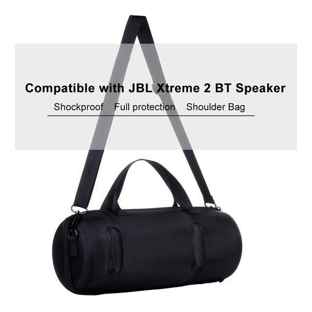 New Protective EVA Carry Travel Case Shoulder Bag for JBL Xtreme 2 BT Speaker Portable Soft Case Waterproof Shockproof Bag