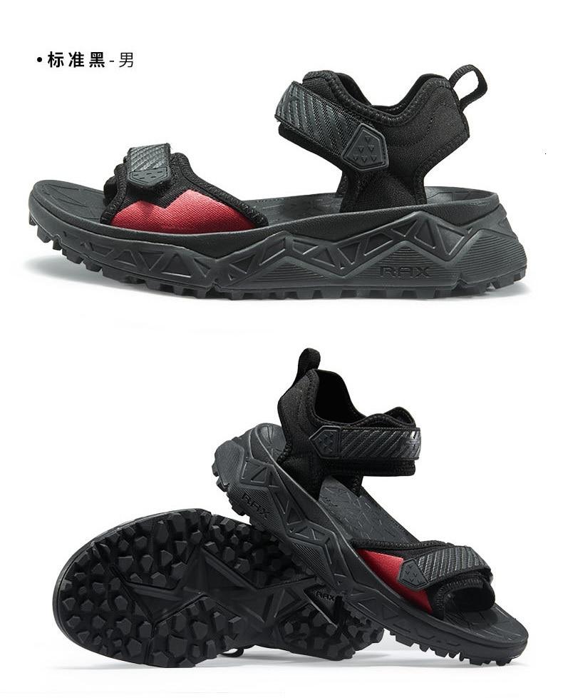 livre sandálias de praia dos homens aqua