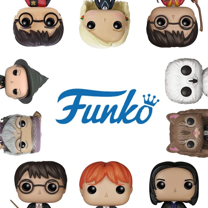 Funko Pop H P  Quirinus Quirrell Magic School  The Movie Vinyl Action & Toy Figures Collectible Model Toy For Children