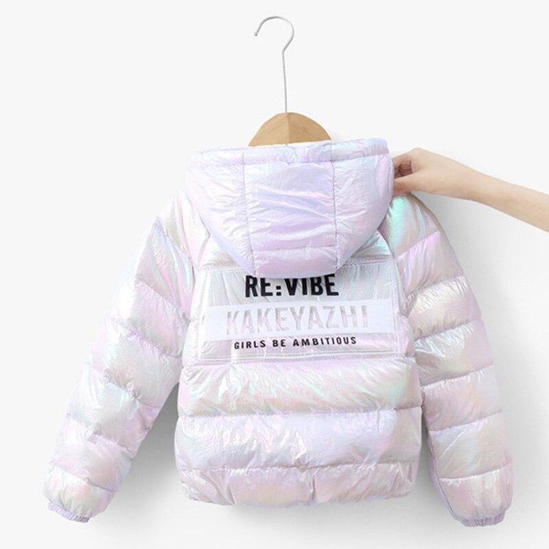 LZH-Chaqueta de bebé niñas, chaquetas de otoño e invierno para niñas, abrigo, abrigo cálido para niños, Ropa para Niñas, chaqueta para niños, 2020 5