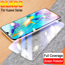 Tempered Glass For Huawei P30 lite P smart 2019 Screen protector P20 Pro Plus glass film