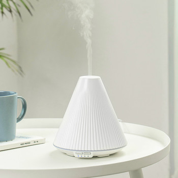 Mute Electric Incense Burner Ultrasonic Air Humidifier White Bedroom Incense Holder Smell Diffuser Home Aroma Oil Burner MM60XXL