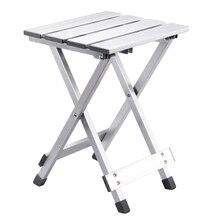 Открытый Портативный алюминиевый сплав складной стул путешествия Пикник стулья