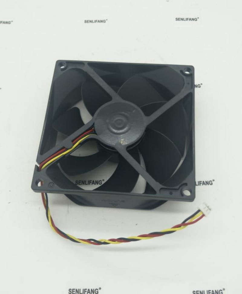 Free Shipping Original KDE1285PTV1 PSD1285PTB1-A 85*25MM 8.5CM 12V 3.6W 3 Wires Alarm Signal Projector Cooling Fan