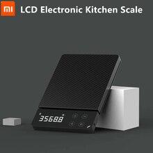 Xiaomi ATuMan DUKA ES1 – balance de poids électronique numérique LCD 0-3KG, Rechargeable, pour la cuisson et la cuisine