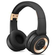 TR905 Bluetooth Headphone Head-Mounted Portable Wireless Headphones Stereo Deep Bass Sport Foldable Over Ear With Mic
