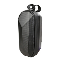 B-SOUL Electric Scooter Front Bag for Xiaomi Mijia M365 Segway Ninebot ES2 Accessories Head Handle Bag Charger Tool Storage Hang scooter head handle bag life waterproof for xiaomi mijia m365 electric scooter ninebot es1 es2 tool charger battery bottle bag