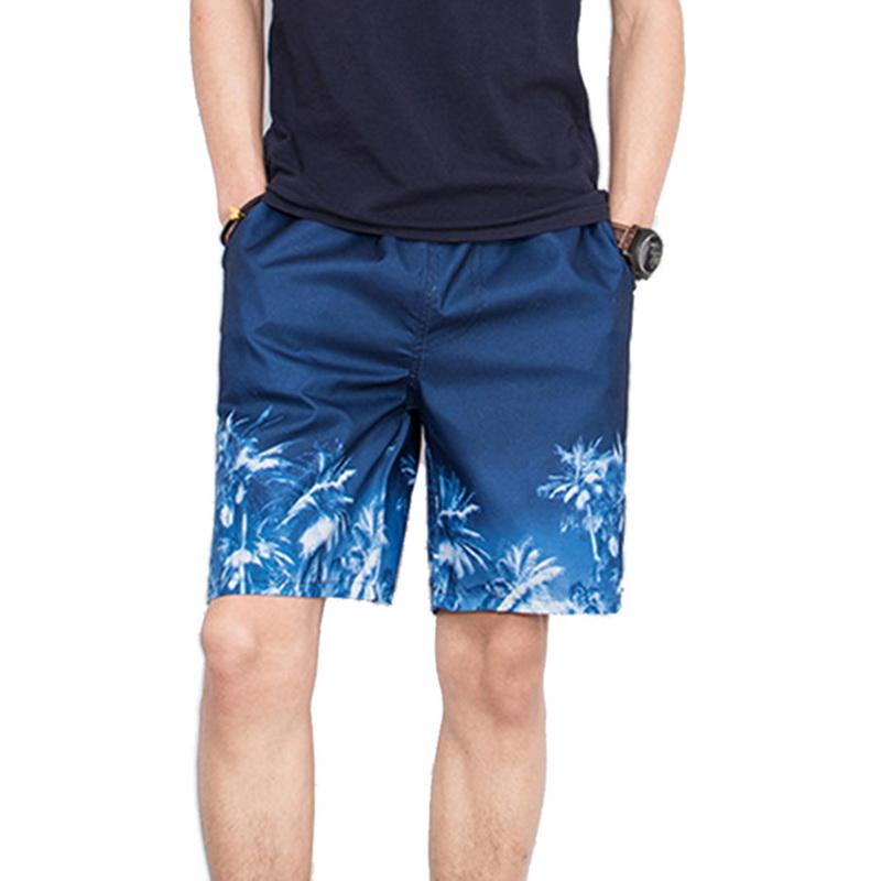 2021 Summer Shorts Swimwear Swim Shorts Trunks Beach Board Shorts Swimming Pants Swimsuits Men Running Sports Surfing Shorts