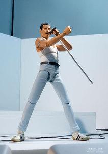 Image 4 - Freddie, figurine BANDAI Tamashii Nations S.H. Figurines, SHF, 100% originale