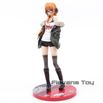 P5 Persona 5 Futaba Sakura 1/7 Scale PVC Figure Collectible Model Toy 1