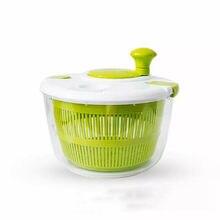 Приспособления для приготовления салата миска с двумя стрелами центрифуга для обсушки салатных листьев большой ручной, для овощей шайба Spinner сушилка бытовой осушитель сушилка Кухня инструменты
