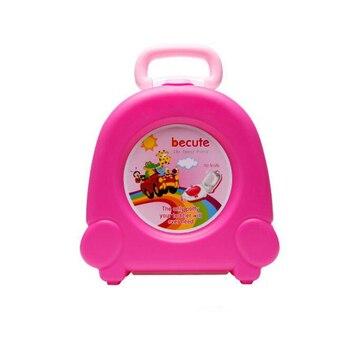 Baby Toilet Cute Portable Travel Baby Potty Car Squatty Potty Child Pot Training Girls Boy Potty Kids Toilet Seat Children's Pot 3