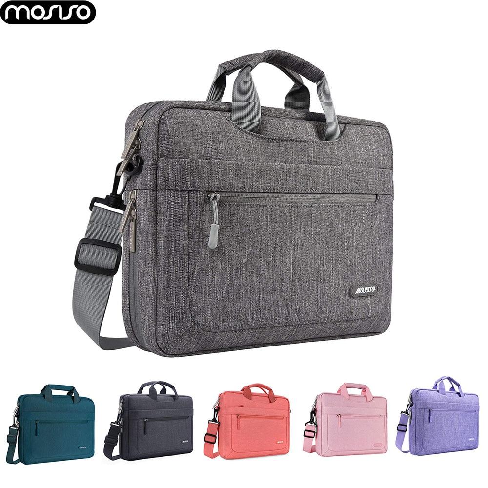 MOSISO Laptop Shoulder Bag 15.6 14 13.3 16 17 Inch For Macbook Xiaomi Lenovo Dell HP Asus Acer Notebook Briefcase Cover Case2019