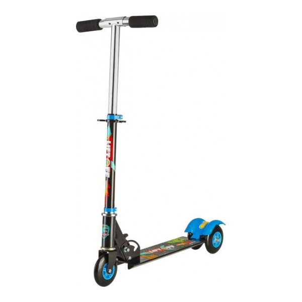 Frugal Kick Scooters,foot Scooters Foxx 650318 650319 650320 Sports Entertainment Cycling Techport техпорт Scooter City Lift Off (100lo.foxx.bk7) Suitable For Men And Women Of All Ages In All Seasons
