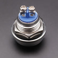 Waterproof 12mm High Round Electrical Momentary Metal Push Button Switch Tools(China)