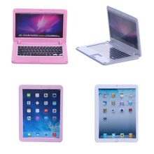 Doll Tablet&Laptop Fashion Compact For 18 Inch American&43 Cm Baby Doll Accessories,Generation,Birth