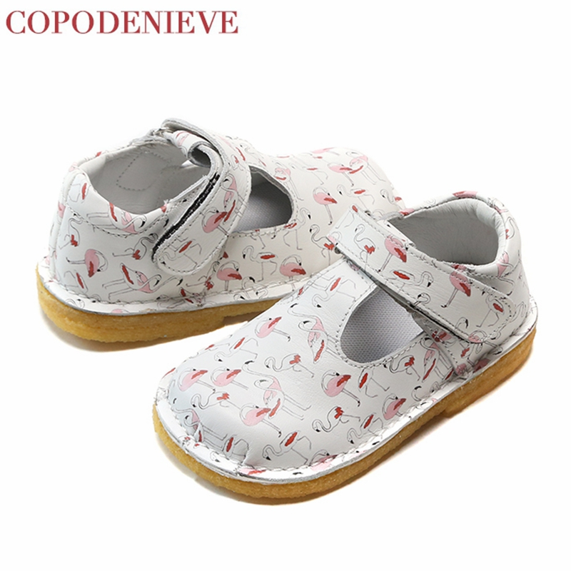 Natural Rubbr Sheet The Sole The New Spring/autumn Children Shoes Leather In The Leather Shoes Mary Jane Shoes Girl