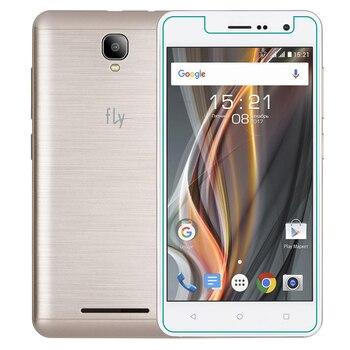 Перейти на Алиэкспресс и купить Для Fly Life Geo Sky Ace power Plus 5000 вид компактный 4G защитное закаленное стекло 9H 2.5D Защитная пленка для экрана