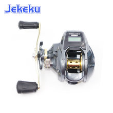 Jekeku Новый цифровой дисплей Рыболовная катушка 10 кг магнитный