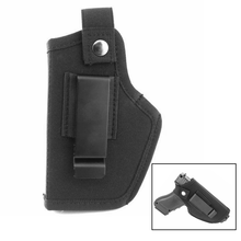 Glock táctico pistola Holster bolsa funda Universal Pistola Bolsas de cintura Airsoft caza funda de pistola funda para Glock 17 18 26 caza accesorio