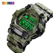 Часы skmei Мужские Цифровые светодиодсветодиодный спортивные
