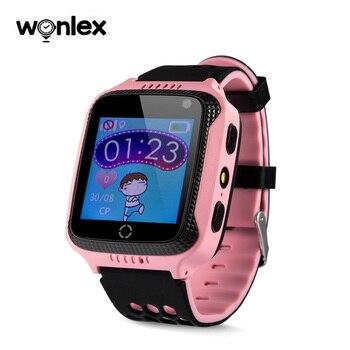 Детские смарт-часы Wonlex GW500S 4