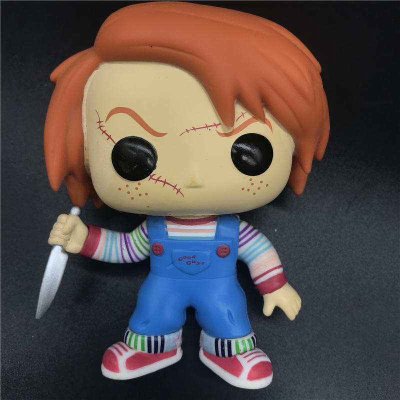 pops Pennywise character model CHUCKY GHOSTFACE PINHEAD PENNYWISE PENNYWISE THE JOKER BILLY Collection of gifts No box in Action Toy Figures from Toys Hobbies
