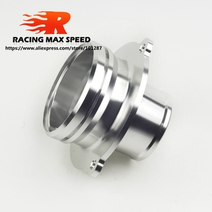Image 3 - Racing performance parts Brand New turbo outlet muffler Delete for vag 2.0 tfsi engines with K04 turbocharger MDP K04