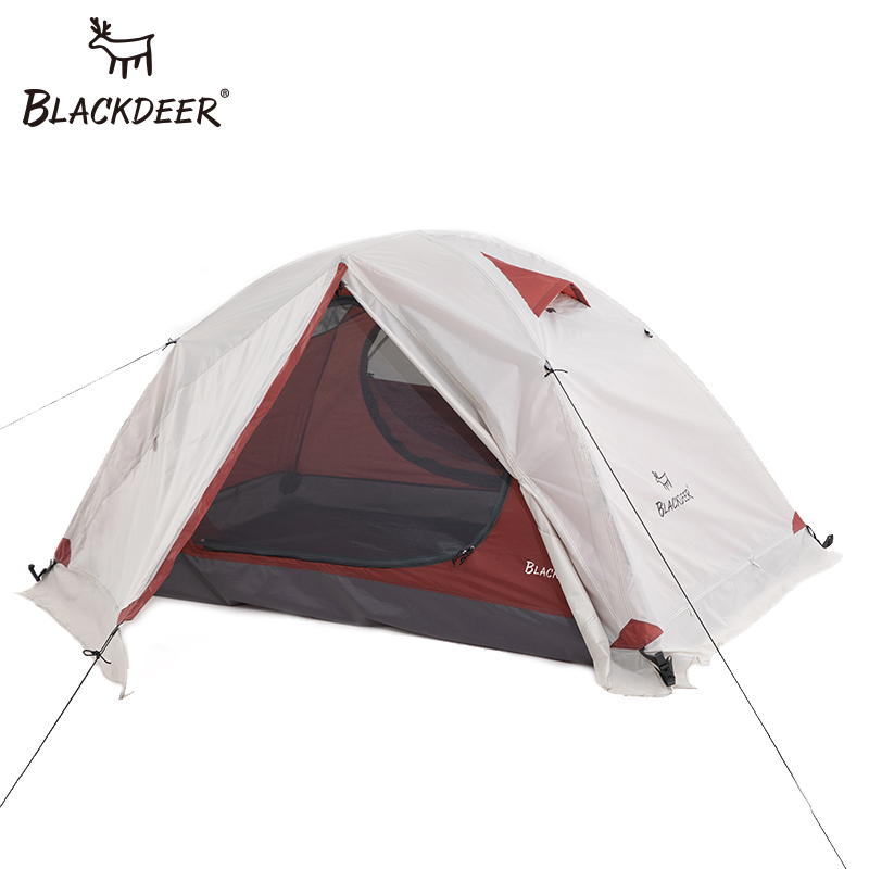 Blackdeer Archeos 2P Backpacking Tent Outdoor Camping 4 Season Tent With Snow Skirt Double Layer Waterproof Hiking Trekking Tent 1