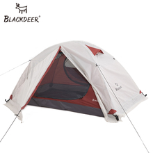 Blackdeer archeos 2 1080pバックパッキングテント屋外キャンプ4シーズンテント雪のスカートと二重層防水ハイキングトレッキングテント