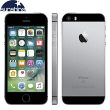 Entsperrt Original Apple iPhone SE 4G LTE Handy iOS A9 Dual Core 2G RAM 16/64GB ROM 4.0