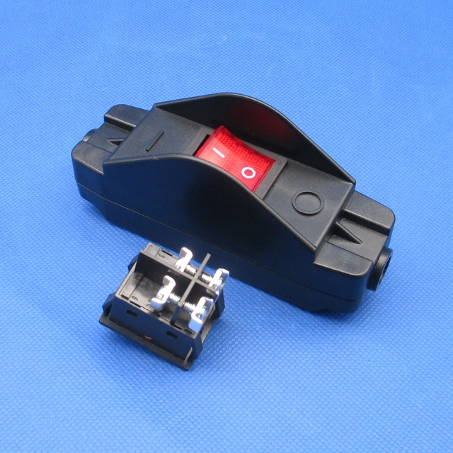1 pces JR 617 chama retardador de alta temperatura alta corrente instrumento de alta potência equipamentos médicos on line interruptor cabo 30a