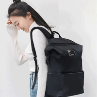 waterproof rain Xiaomi Casual Backpack Young Unsex Solid Anti-Rain Waterproof Polyester Backpacks Travel Bag Universal Bags College Laptop Bag (5)