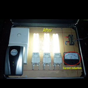Image 5 - 18000W 90V 250V חשמל חיסכון תיבת מכשיר חשמל חיסכון באנרגיה חשמל ביל רוצח עד 30% עבור בית משרד מפעל