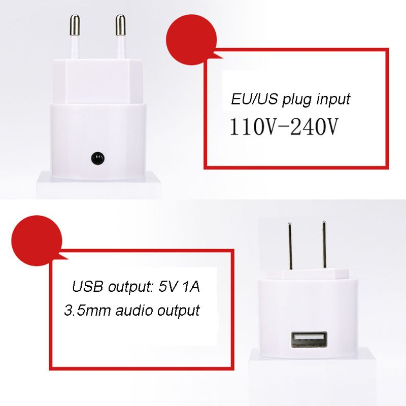 Description With the Bluetooh audio receiver you can wirelessly enjoy music from your wired speaker What 39 s more an extra USB in Wireless Adapter from Consumer Electronics