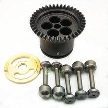 Pompe di pezzi di ricambio F11 19 F11 019 kit di Riparazione parker pompa olio blocco cilindri pompa a pistone idraulico