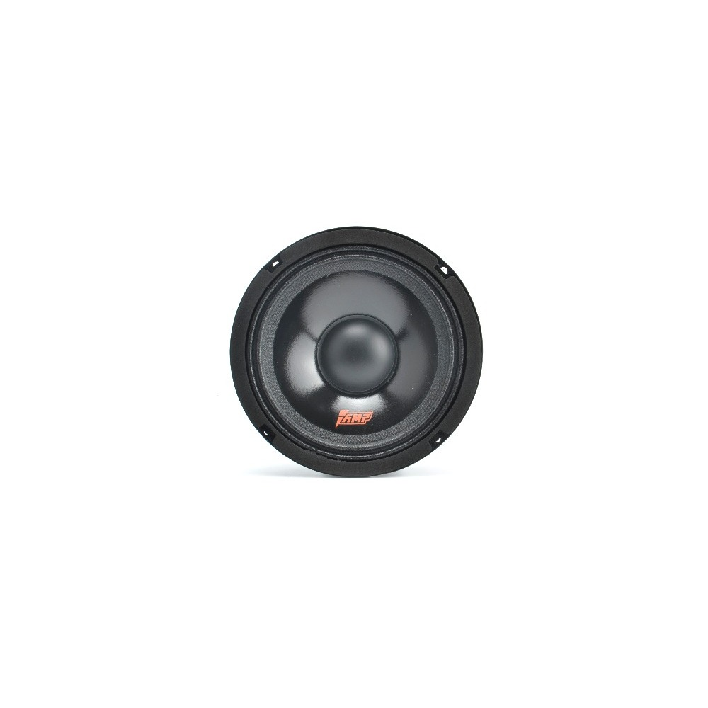 AMP PRO MR65LA 6 Inch Car HiFi Coaxial Speaker Vehicle Door Loudspeaker Horn Auto Stereo Music Audio System Mid-range Speakers