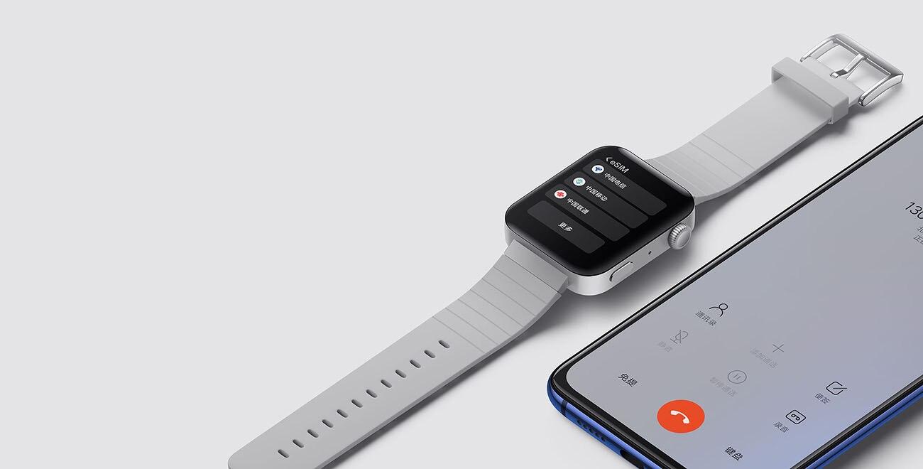relógio xiaomi wear app bluetooth4.2 wifi pogo